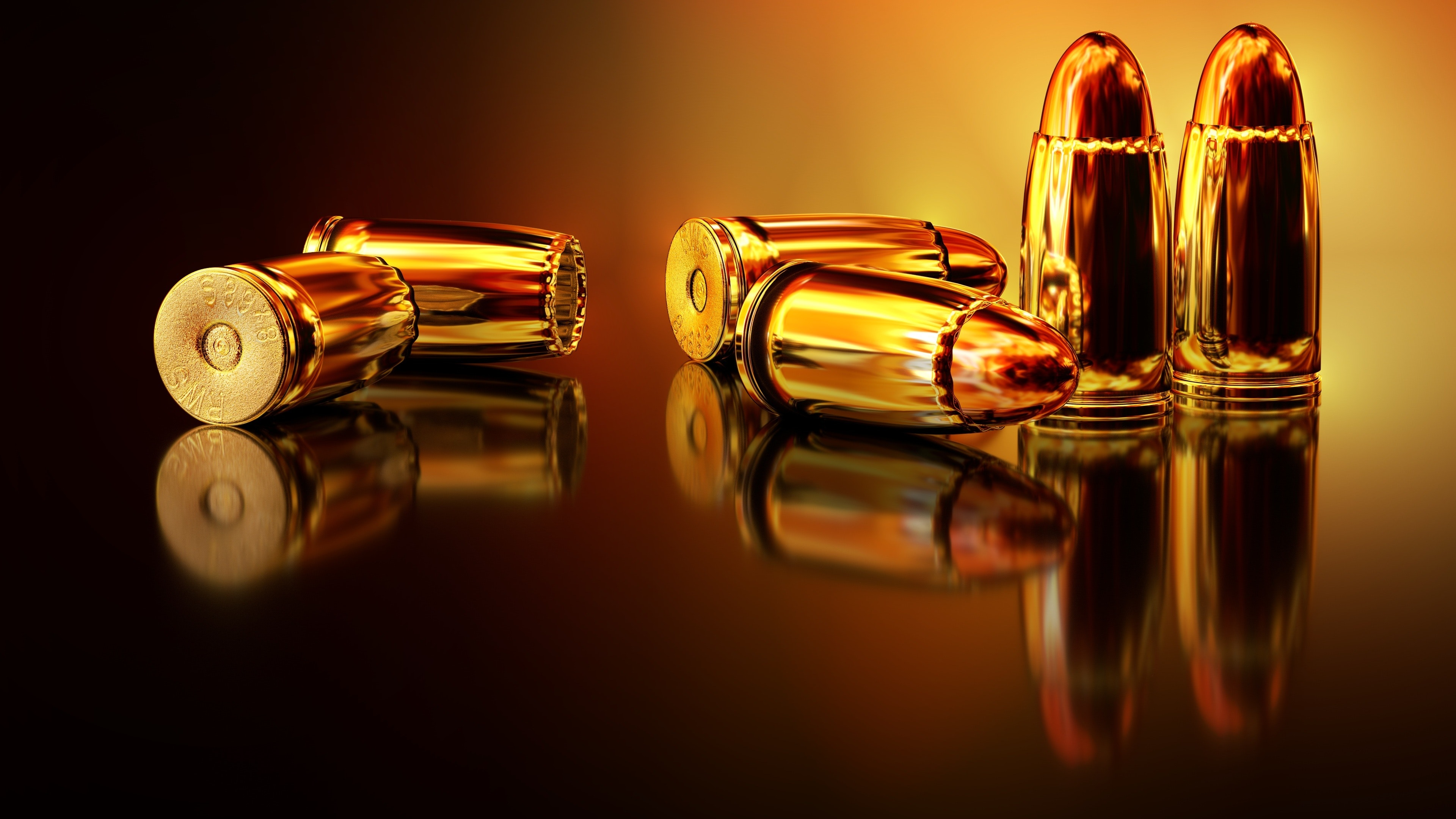 Ammunition och andra utgifter